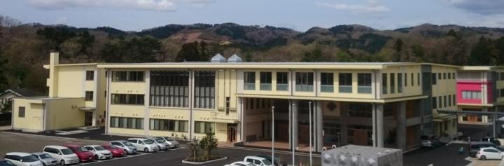 新校舎写真